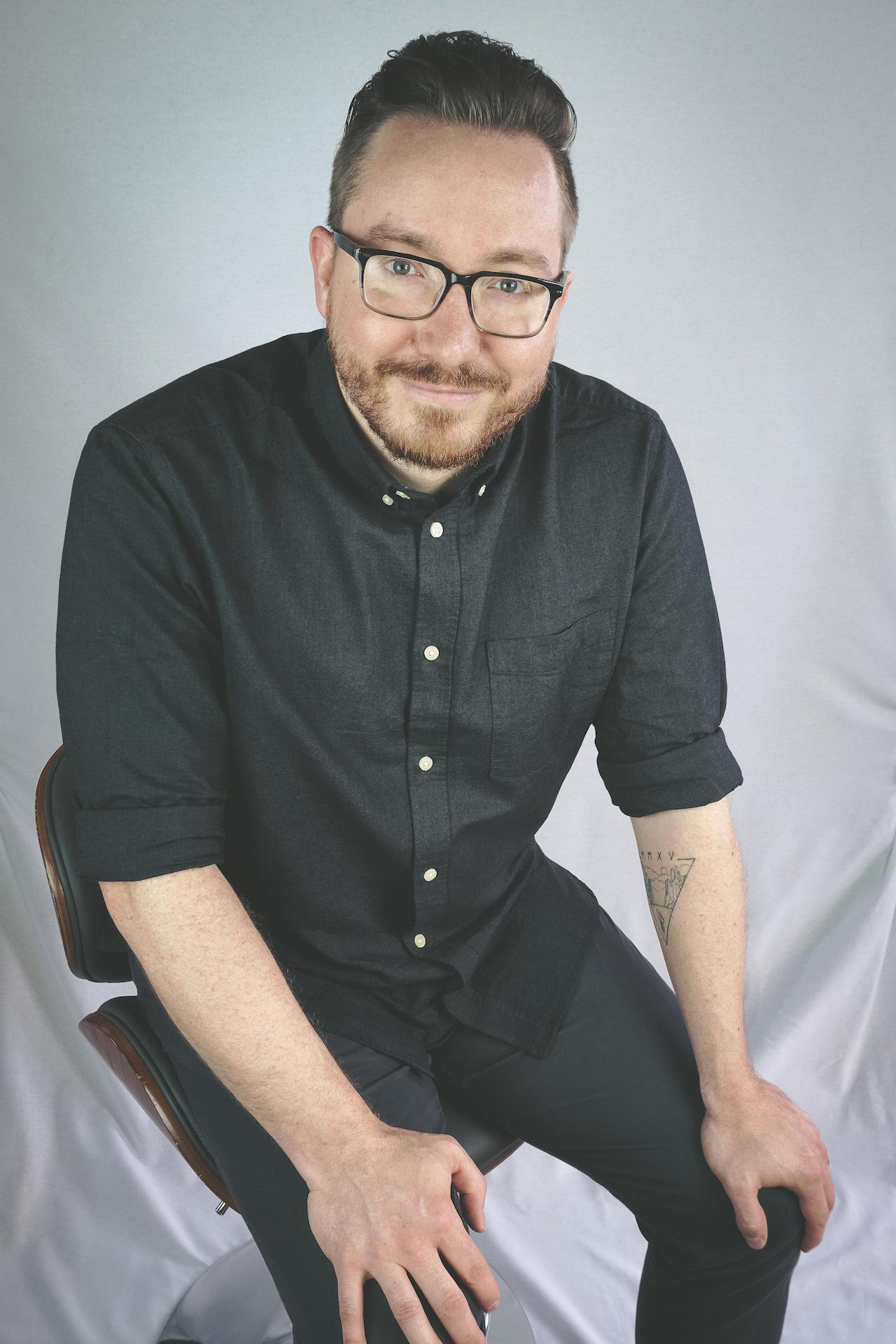 Philip Stuebe_graphic designer_web designer_author_pastor